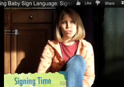 Teach Your Baby Sign Language