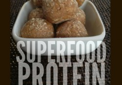 Protein Peanut Butter Bites…. hungry???