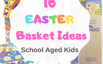 Top 10 Easter basket gift ideas for School Age Kids