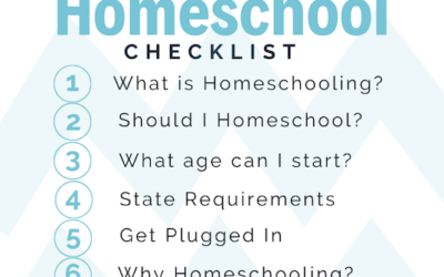 13 Questions/Concerns to consider when starting to Homeschool