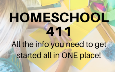 HOMESCHOOL 411
