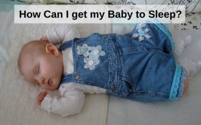 Tips to get your baby to sleep through the night