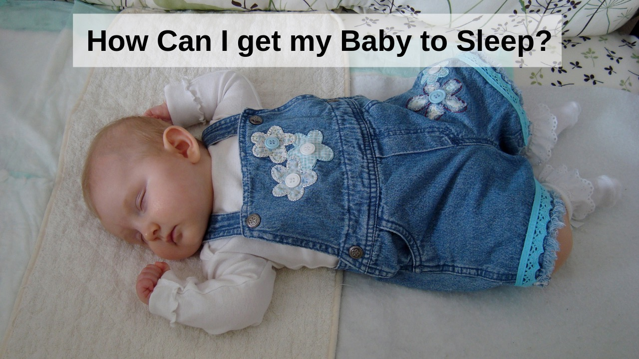 How do I get my baby to sleep through the night