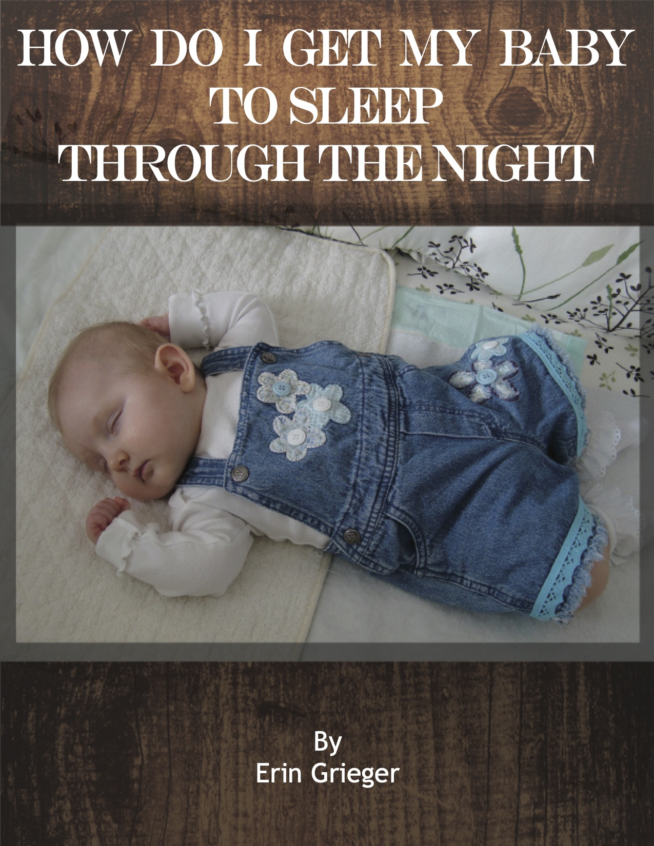 get your baby to sleep through the night